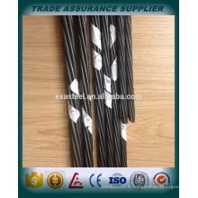 12,7 mm pc fil d'acier fil usine