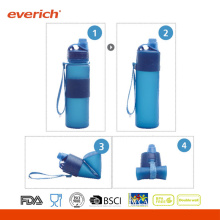 Easy to Clean and Store,Freezable Hiking Camping Sporting Bottle