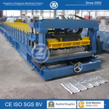 Máquina de fabricação de telha de alumínio prensa hidráulica