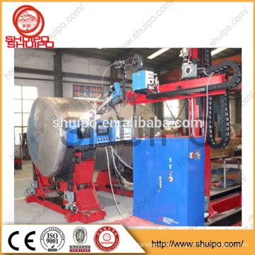 Automatic Pipe Welding Manipulator With Robotic Arm / Automatic Pipe Welding
