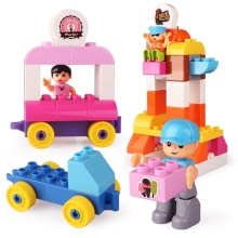 Creative Building Block Construction Toy for Kids