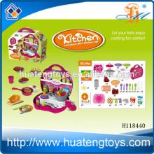Ensemble de cuisson pour set de cuisine pour bébés Jouets enfants jeu de cuisine jouet jouer H118440