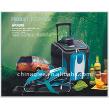 refrigeração e aquecimento refrigerador do carro XT-1101A