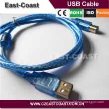 USB printer Cable USB 2.0 Type Male A to USB Type B Male
