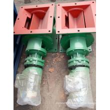 Collecteur de poussière Valve rotative Valve de décharge rotative inférieure
