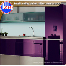 2015 New Gloss Cabinet Door Kitchen (colorful)