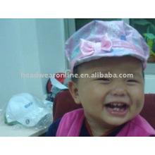 Bonnet 100% coton pour bébés / enfants