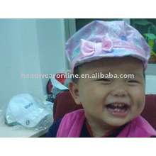 100% cotton kids cap/ children cap