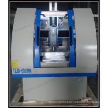 Металлические Формовочная машина фрезерный станок с ЧПУ 6060 при постоянном токе шпинделя