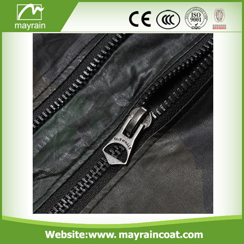 PU Waterproof Jacket For Outdoor