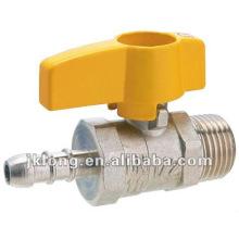 J2005 Forged brass gas ball valve