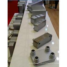 Паяный пластинчатый теплообменник вода-вода 304 / 316L