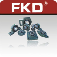 Rolamento de esferas Fkd / Hhb com parafusos de ajuste / rolamento de inserção (Ucp204)