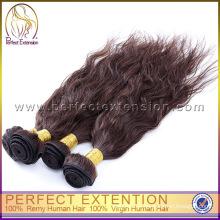 Waren aus China doppelt gezeichnet Naturfarbe Chinesisches Haar