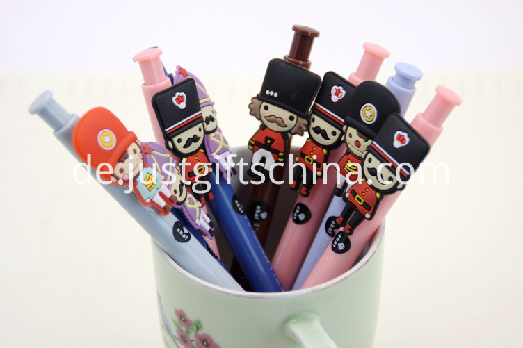 Customized PVC Design Pen