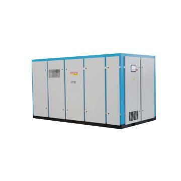 132kw 180hp VSD air compressor for Textile Machine