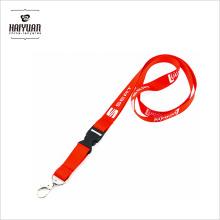 China Supplier Hot Sale Custom Logo Promotional Gift Polyester Lanyard