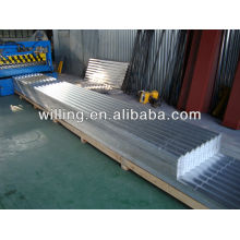finihed corrugated steel sheet for wall/roof