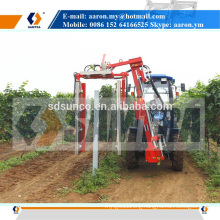Grape Vineyard Pre-pruner machinery
