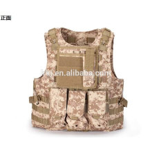 Wholesale outdoor molle bullet proof vest or military tactical Multi Pocket vest
