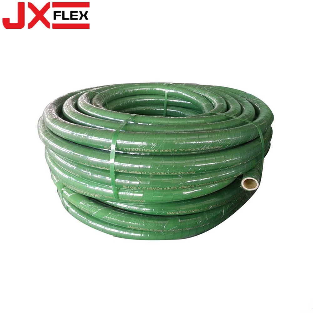 chemical hose green
