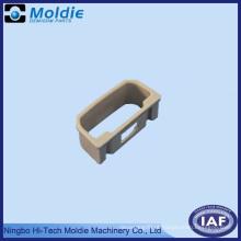 Peça de moldagem de plástico de injeção com material ABS