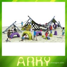 Jeux de récréation pour enfants en plein air