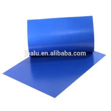 1100 3003 1050 8011 5052 cor revestida de alumínio bobina para uso