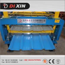 Dx Machine de formage de carreaux de toit glacé automatique standard européen