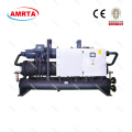 Water to Water Screw Chiller voor School Hotel