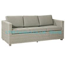 Водонепроницаемый плетеный диван