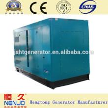 Sistema de generador diesel silencioso 900kw con el alternador 100% de cobre NENJO
