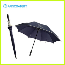 "Promoción barata 30 ""* 8k Auto abierto recto Golf Umbrella"