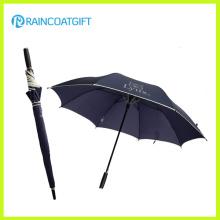 """Parapluie de golf droite ouvert automatique de promotion 30 """"* 8k"""