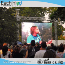 HD and Ultra-bright Outdoor Foldable LED Curtain Display P8
