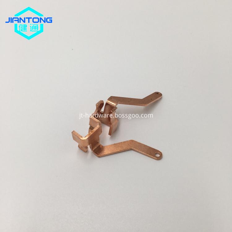 beryllium copper parts