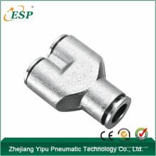 ЭСП высокое качество пневматический металлический фитинг для труб