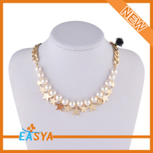 Faux Pearl Rice Fake Pearl Necklace Design