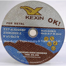 Disco abrasivo de corte Metal fino estupendo (T41A)