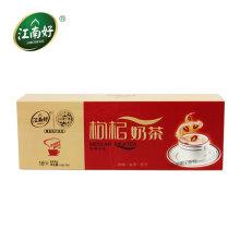 Emballage de cadeau de thé au lait neché