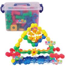Blocos de brinquedo de construção macia