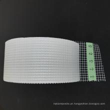 Fita adesiva de fibra de vidro resistente para parede seca