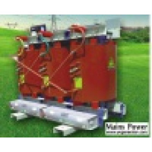 Transformador de alto voltaje del transformador del tipo seco de 160kVA 10kv