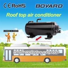 Boyard R407C automática del techo acondicionador de aire dentro de boyard r407c compresor montado