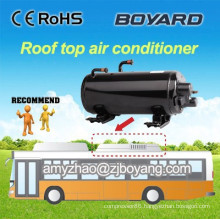 Boyard R407C auto roof mounted air conditioner within boyard r407c compressor
