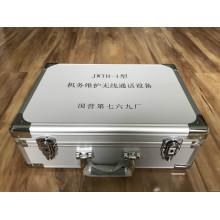 Aluminiumbox / -koffer mit kundenspezifischem Schwammeinsatz