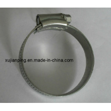 English Type Hose Clamp with Welding