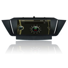 Car DVD facelift for BMW X1 2009-2012