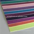 Papel de brilho colorido de cardstock glitter barato