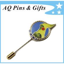 Metal Stick Pin-Custom Made, Low Mold Cost (badge-154)